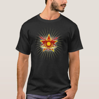 Yellow Star Vintage T-Shirt