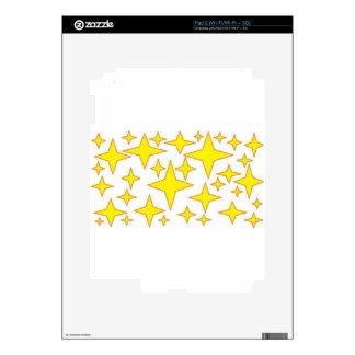 yellow stars.jpg iPad 2 skins
