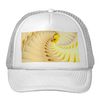 Yellow Stars Sheet Music Seashells Sunrise Beaches Trucker Hat