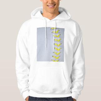 Yellow Stitches Softball / Baseball Sweatshirt