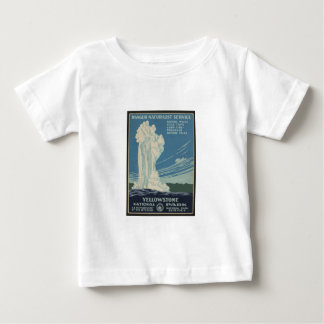 Yellow Stone National Park Baby T-Shirt