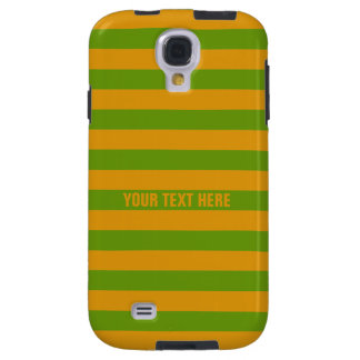 Yellow Stripes On ANY Color Samsung case