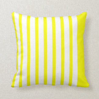 Yellow Stripped Pillow