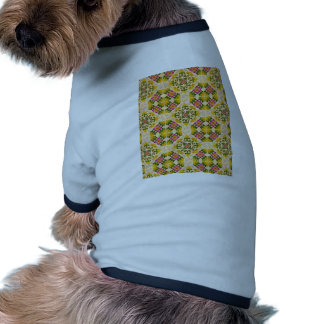 Yellow Style Pet Clothing