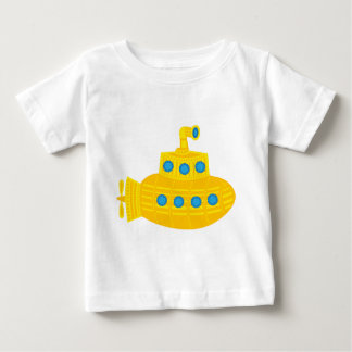 Yellow Submarine Baby T-Shirt