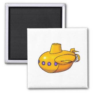 Yellow Submarine   Magnet Magnets