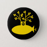 "Yellow Submarine Sixties Peace Button<br><div class=""desc"">Yellow Submarine Sixties-style Peace button.</div>"