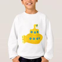 Yellow Submarine Sweatshirt