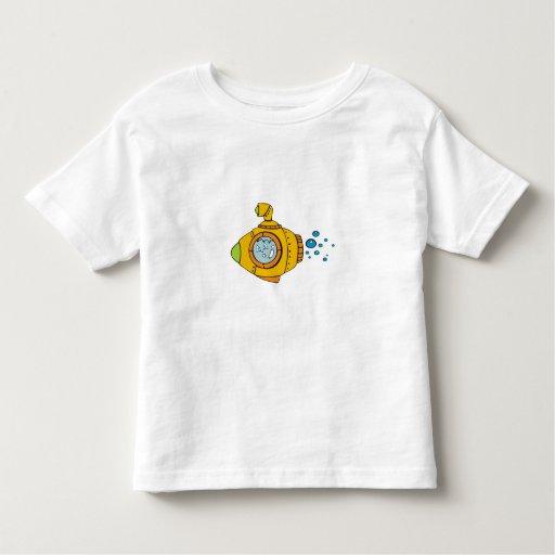 Yellow Submarine Tee Shirt