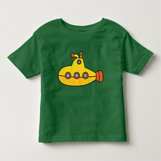 Yellow Submarine Toddler T-shirt
