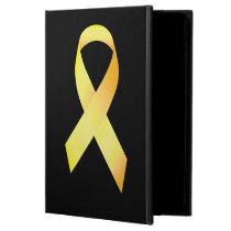 Yellow Suicide Prevention Ribbon Powis iPad Air 2 Case