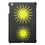 Yellow sum  iPad mini case