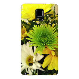 Yellow Summer Bouquet-Galaxy Note 4 Case