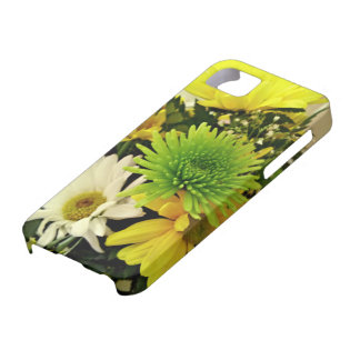 Yellow Summer Bouquet-iPhone 5/5s Case
