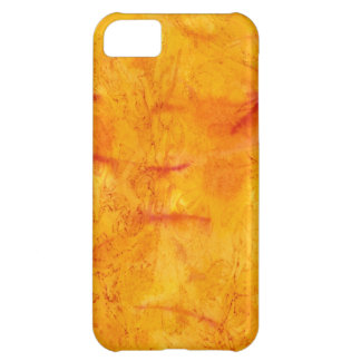 Yellow Sun of My Imagination Abstract Art Cover For iPhone 5C