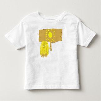 Yellow Sun Toddler T-shirt