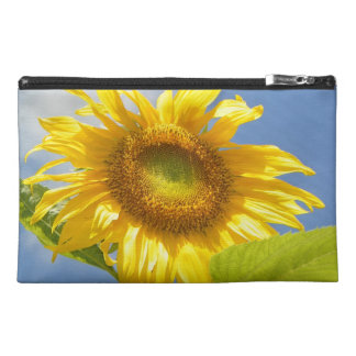 YELLOW SUNFLOWER Bag Travel Accessories Bag