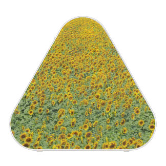 Yellow Sunflower Field Speaker