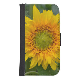 Yellow Sunflower Phone Wallet