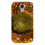 Yellow Sunflower Samsung Galaxy S4 Cover