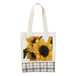 Yellow Sunflower Tote