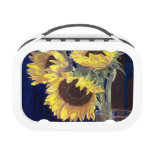 Yellow Sunflowers Lunch Boxes