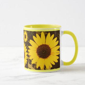 Yellow Sunflowers Mug
