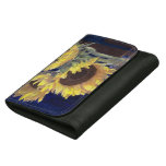Yellow Sunflowers Wallet