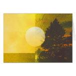 Yellow Sunrise Cards