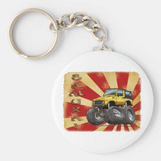 yellow_suzuki.png basic round button keychain