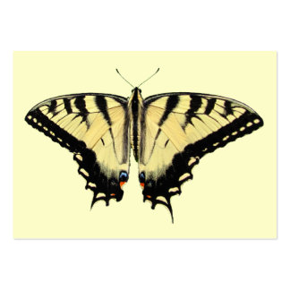 Yellow Swallowtail ~ ATC Business Card Template