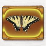 Yellow Swallowtail ~ mousepad