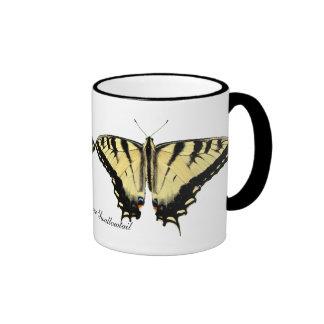 Yellow Swallowtail ~ mug