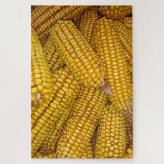 Yellow Sweet Corn Jigsaw Puzzle