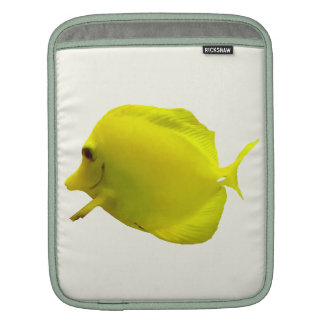 Yellow Tang Sleeve For iPads