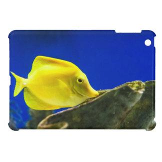 Yellow Tang Marine Fish iPad Mini Case