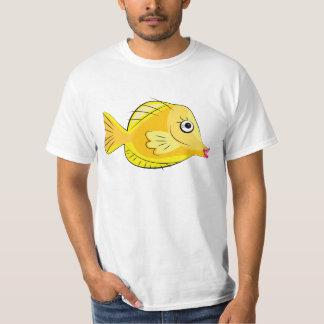 Yellow Tang Tropical Fish Scuba T-Shirt