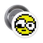 Yellow Tard Button