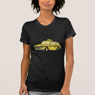 Yellow Taxi Cab T-Shirt