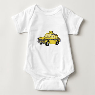 Yellow Taxi Cab T-shirts