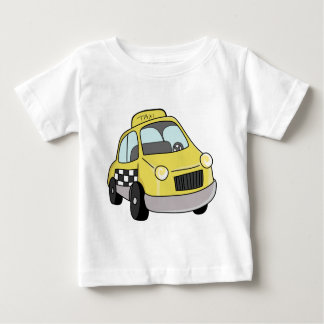 Yellow Taxicab T Shirts