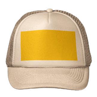 Yellow Template Trucker Hat