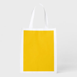 Yellow Template Market Totes