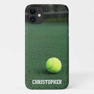 Tennis Court iPhone 11 case
