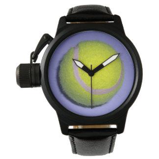 Yellow_Tennis_Ball_Wrist_Watch Wrist Watch