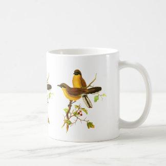 Yellow-throated Laughingthrush Coffee Mug