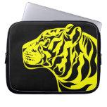 Yellow Tiger Computer Sleeves