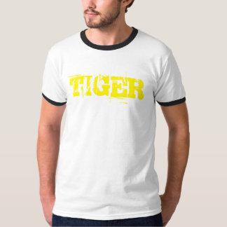 """Yellow """"Tiger"""" T-Shirt"""