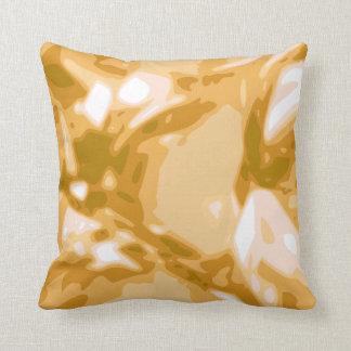 Yellow Topaz Gemstone / Jewel Pillow