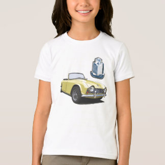 Yellow TR4 T-Shirt